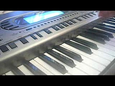 CASIO WK1800 demo.MOV