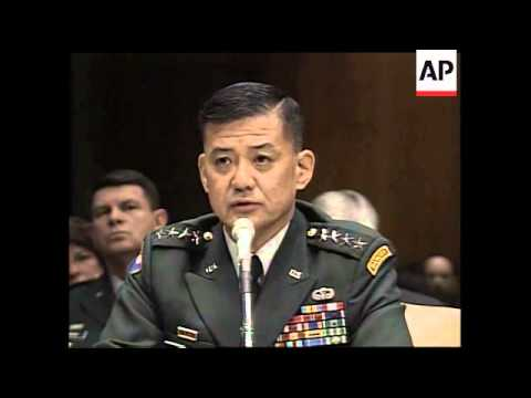 Retired Gen. Eric K. Shinseki to be next Vet Affairs sec