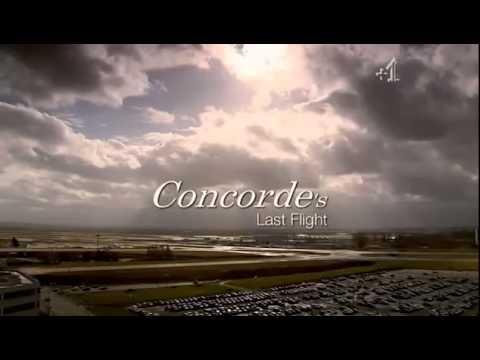 Concorde's Last Flight documentary (1080p)