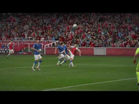 Jack Wilshere Golaço !! FIFA 16 | FabioHidanBHz