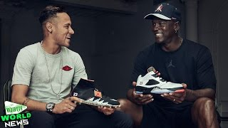 Neymar and Michael Jordan team up for new Nike Jumpman football boot