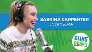 "Sabrina Carpenter on Loving Bruno Mars, Acting and New Song ""Why"" 