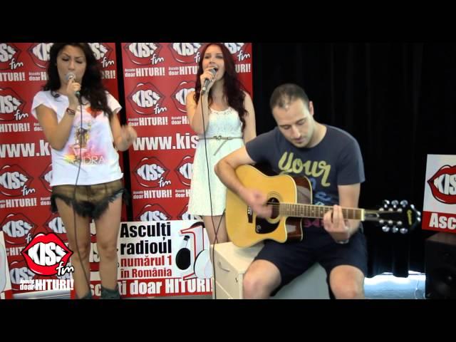 Andra - K la Meteo live la Kiss FM