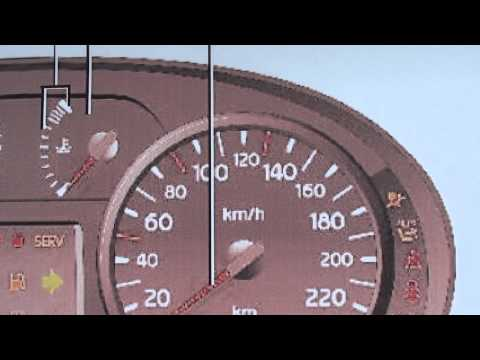 Renault Clio Mk2 Airbag Warning Light - How To Turn It Off
