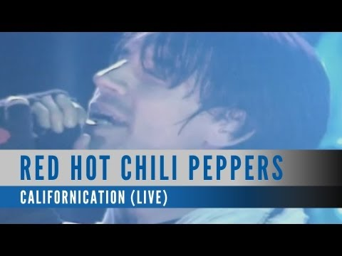 Red Hot Chili Peppers - Californication (Live @ Hamburg)
