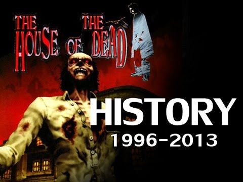 History of The House of The Dead 1996-2013