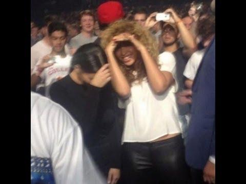 Beyonce's Family Angry Over Kim Kardashian!?