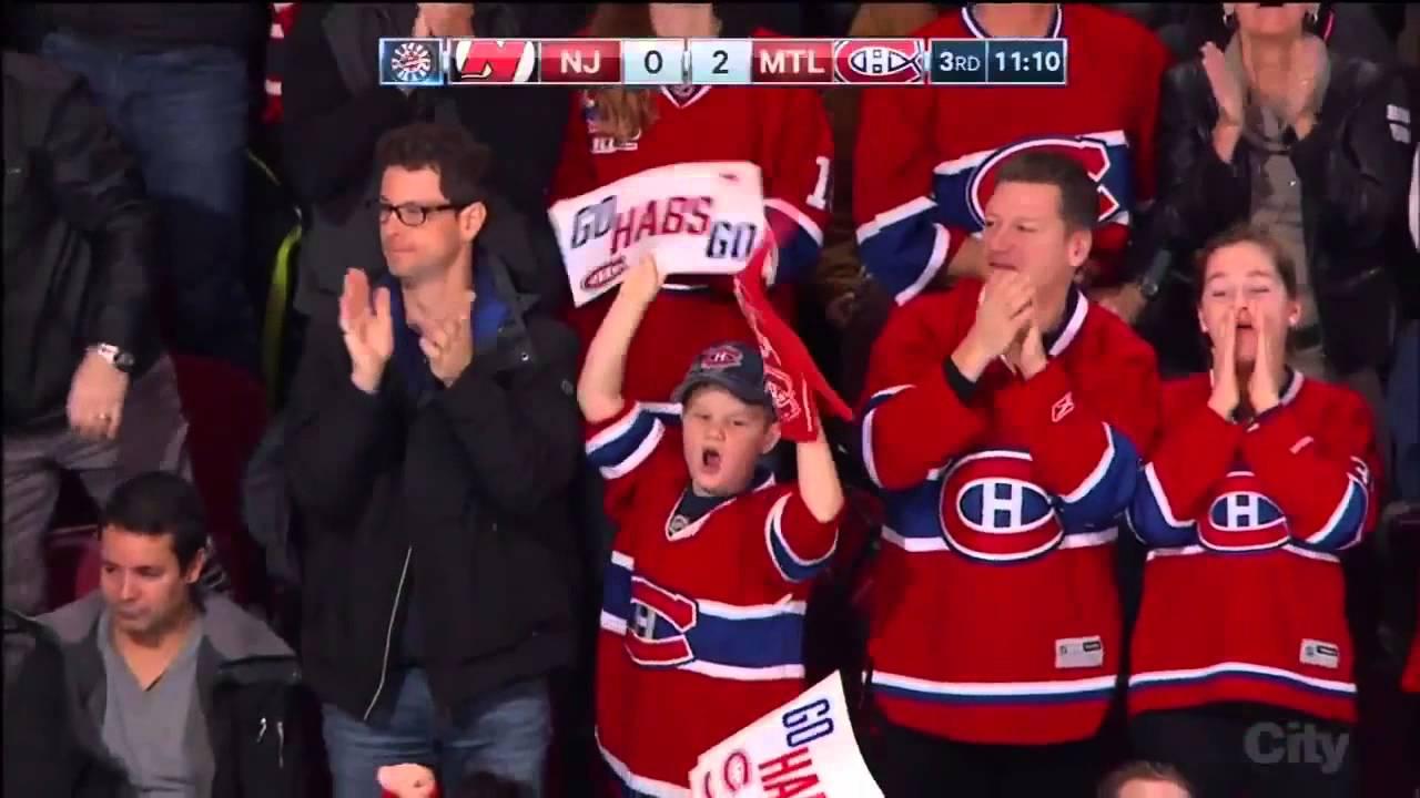 Devils @ Canadiens Highlights 11/28/15