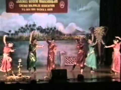 Shivadam Sivanamam Chicago Onam 2002 video