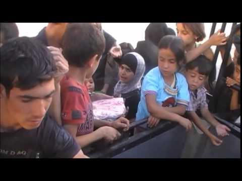 RAMADAN IN SYRIA 2015 DAY 25 TO 27 - GHOUTA, DAMASCUS