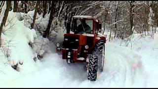 mtz 82 sneg-Moravci