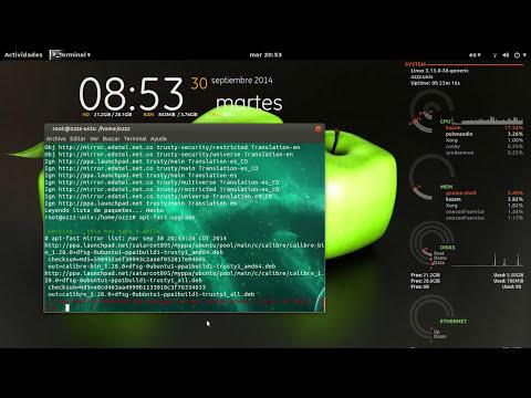 Acelerar descargas en Ubuntu 14.04