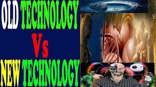 OLD TECHNOLOGY Vs NEW TECHNOLOGY    Mee Tv