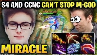 Miracle Templar Assassin - CCNC and S4 Can't Destroy M-God