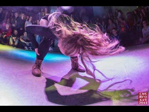 Siberian Dancehall Contest   DHQ perfomance Gaika