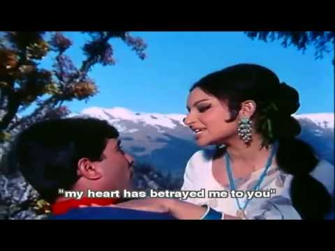Kora Kagaz Tha Yeh Man Mera (eng Sub) [full Video Song] (hq) With Lyrics - Aradhana video