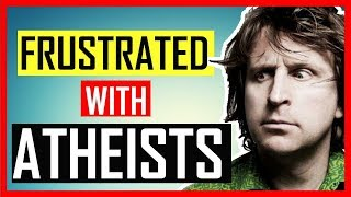 Milton Jones Frustration With Atheist Comedians Interview By Kevin Durham