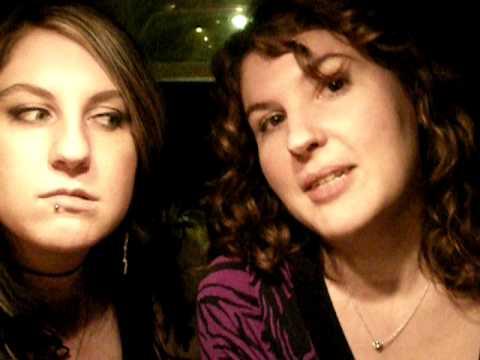 Alicia Amp Sarah   Drunk Vid 2
