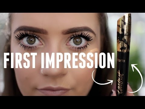 Tarte 'Tartiest' lash paint mascara review | EmmasRectangle