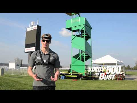 Josef Newgarden's Indianapolis 500 Video Blog: Day 7