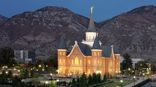 Provo City Center Temple Completed