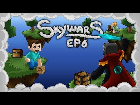 Minecraft PvP - Sky Wars Ep6, Año nuevo Server nuevo