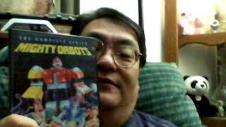 Dvd review: Mighty Orbots the complete series