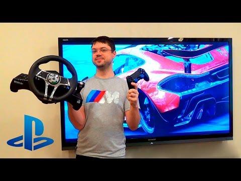 Обзор руля для PS4 стоимостью как геймпад - Defender Hurricane