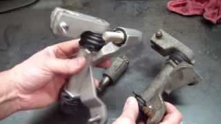 Ford Transfer Case Shifter Repair 1992 f150