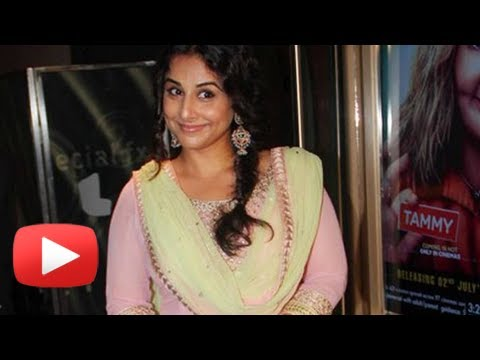 Is Vidya Balan Really Pregnant? video