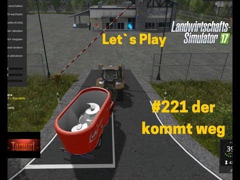 LS17 Winterberg Tiere und mehr Let`s Play #221 der kommt weg