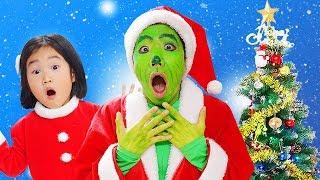 보람이와 그린치의 크리스마스 놀이 Boram and Grinch
