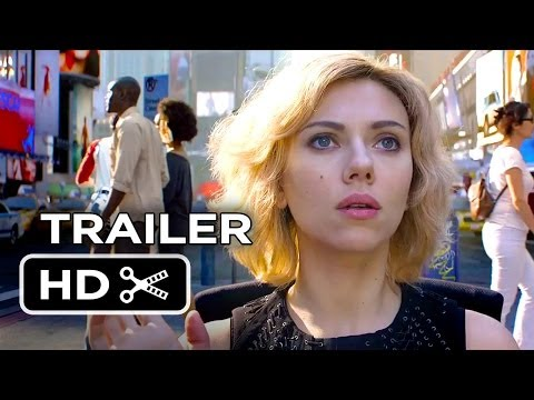 Lucy TRAILER 1 (2014) - Luc Besson, Scarlett Johansson Movie HD klip izle