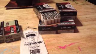 Cheap 9mm ammo at Walmart!  Go get you some!!