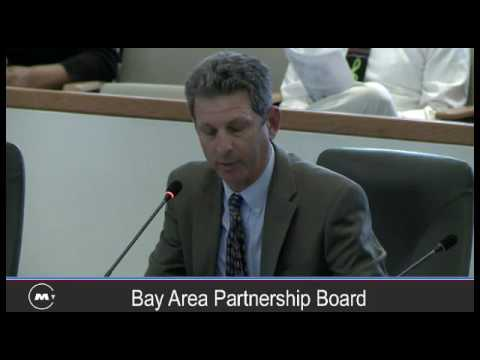 MTC Bay Area Partnership - Jun 1, 2016 - 375 Beale St.  S.F.