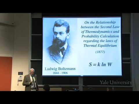 36. Bond Energies, the Boltzmann Factor and Entropy