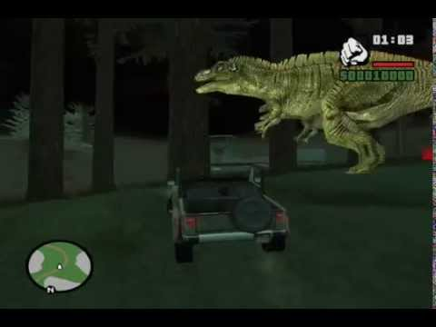 Cj Goes To Jurassic Park