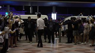 170906 GOT7 back to Korea after est event #เอสฟินติดเกาะกับGOT7  @Suvarnabhumi Airport