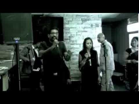 Khushboo & Mahen singing Bekhudi Main  Sanam