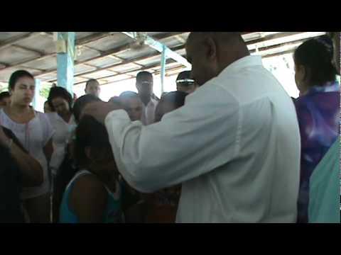NIÑA PROFETIZA. Niños tocados por el Espíritu Santo. Profeta Martín Castro