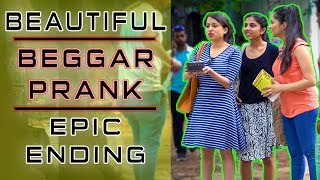 Beggar with a Twist Prank by Wow studios (EPIC ENDING)