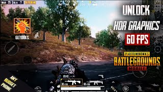 [ROOT] HOW TO UNLOCK HDR IN PUBG | PLAY ANY GAME IN HIGHEST GRAPHICS | TESTED | AWESOME PERFORMANCE
