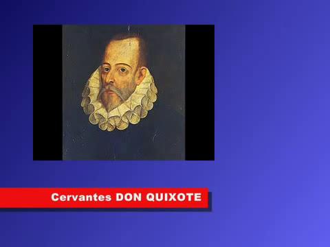 Miguel de Cervantes: Don Quixote