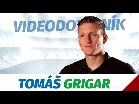 Videodotazník: Tomáš Grigar