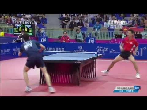 2014 Asian Games (ms-Rnd16) Joo Sae Hyuk - Jiang Tianyi [HD] [Full Match/Chinese]
