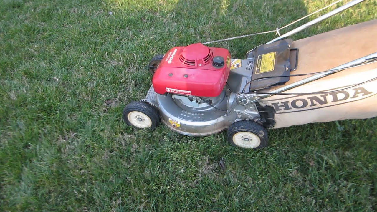 Honda Hr195 It S Alive Lawn Mower Repair Part Iii
