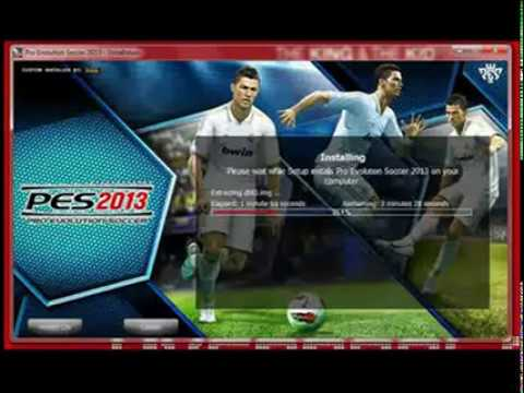 Tutorial Install Game Pc PES 2013.wmv