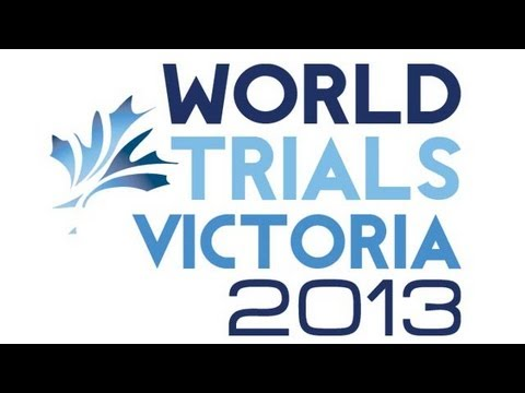 2013 Swimming World Championships Trials - Wed. Early Heats