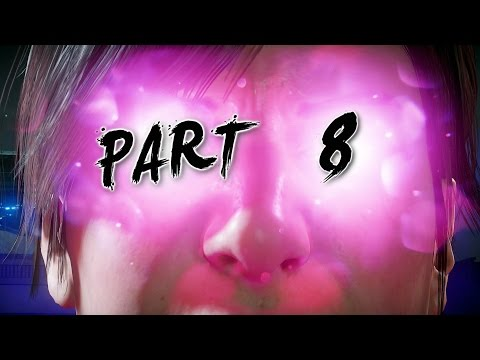 inFamous First Light Walkthrough Gameplay Part 8 - Drugs (PS4)