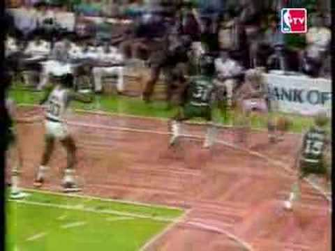 Larry Bird - Hall of Fame video Video